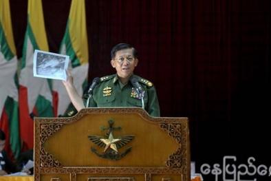 Máy bay Myanmar mất tích: Tìm thấy 59 thi thể trong số 122 hành khách