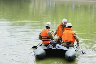 Nạo vét Hồ Gươm quy mô nhất trong 50 năm qua: Quy trình bảo vệ 'cụ rùa' như thế nào?