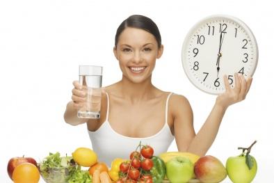 Cứ ăn uống đúng 3 khung giờ này, việc giảm cân sẽ thành hiện thực