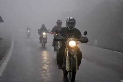 Những kinh nghiệm khi đi du lịch vào mùa mưa bão