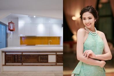 Chiêm ngưỡng căn hộ độc đáo của Hoa hậu Ngọc Hân
