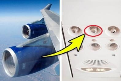 Đừng bỏ qua những chi tiết nhỏ trên máy bay, chúng sẽ giúp bạn thoát nạn dễ dàng