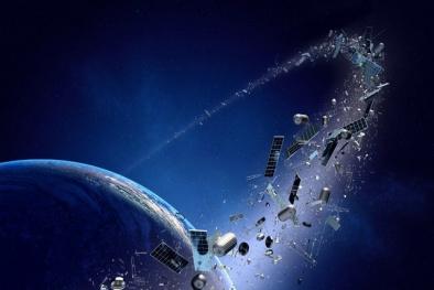 NASA sẽ dùng rác không gian để xây trạm vũ trụ?