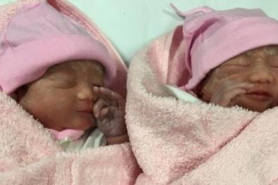 Người phụ nữ 'nhiều con nhất' VN: Mẹ 45 tuổi vừa sinh thêm con thứ 14 và 15