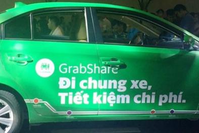 Bất chấp lệnh cấm, Công ty TNHH Grab vẫn đưa Grabshare vào hoạt động