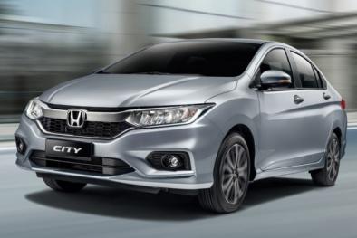 Honda City 2017 chính thức bán tại Việt Nam giá 568 triệu có gì mới?