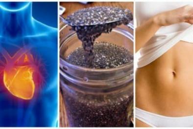 Thêm hạt chia vào chế độ ăn kiêng và chờ đợi điều bất ngờ xảy ra