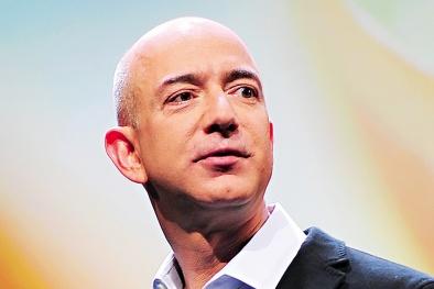 Jeff Bezos – 'gã doanh nhân thông minh nhất thế giới'