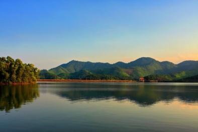 Thái Nguyên công bố tình trạng khẩn cấp sau khi đập Hồ Núi Cốc bị thấm