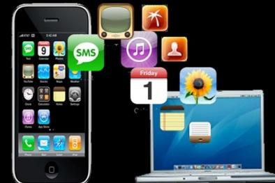 Khôi phục dữ liệu iPhone bằng PhoneRescue