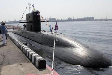 Tàu ngầm Nga lẩn trốn cực đỉnh nhờ trang bị 'bảo bối' tân tiến