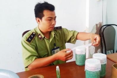 Vĩnh Long: Phạt 9 cửa hàng kinh doanh phân bón giả, kém chất lượng