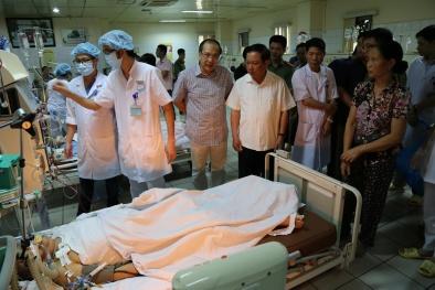 Vụ 8 người tử vong khi chạy thận: 1 giám đốc và 2 cán bộ bệnh viện đã bị bắt