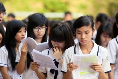 Đề thi môn Sinh học tốt nghiệp THPT quốc gia năm 2017 chính thức