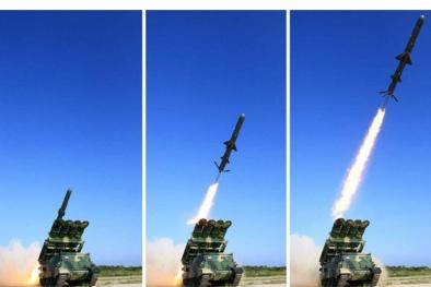 Tên lửa mới của Triều Tiên tầm bắn 'khủng' khiến đối thủ phải dè chừng