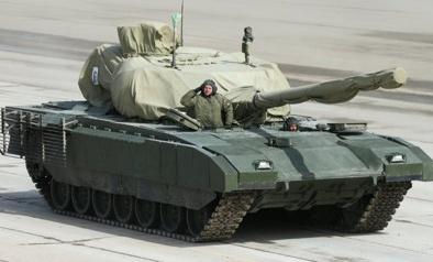 Siêu tăng Armata được 'lên đời' sẽ khiến đối thủ 'ôm hận' nếu đụng độ