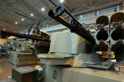 Tên lửa Pantsyr-ME Nga mới trình làng 'bất bại' trên mọi chiến trường