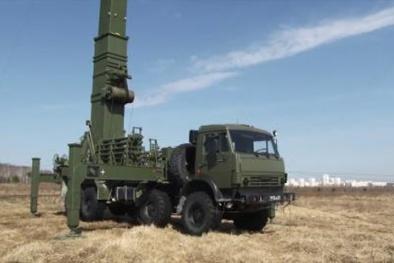 Kinh hãi vũ khí Nga khiến đối thủ 'mù, câm, điếc' từ khoảng cách 3000km