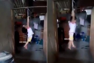Bé gái bị treo lên xà nhà vì uống trộm sữa: Mẹ nuôi có thể bị phạt 3 năm tù