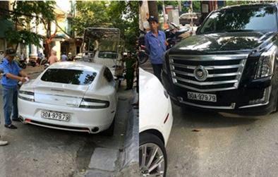 Hai siêu xe ở Hà Nội trùng biển số: Phát hiện điều gây sốc