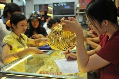 Giá vàng trong nước ngày 28/6: Quay đầu giảm, vẫn chưa tìm được xu hướng