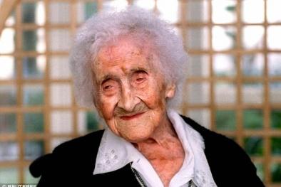Con người sống lâu nhất được bao nhiêu tuổi?