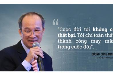 Ông Dương Công Minh – Chủ tịch mới của Sacombank là ai và giàu 'khủng' cỡ nào?