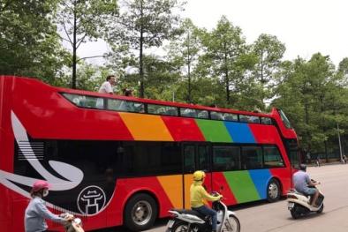 Những ai được đi xe buýt 2 tầng ở Hà Nội?