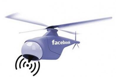 Máy bay phát Internet của Facebook thử nghiệm thành công lần hai
