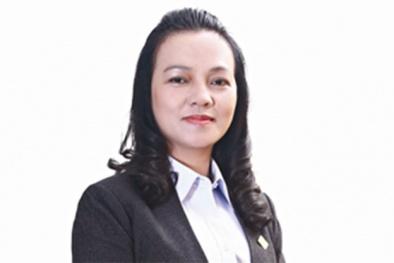 Bà Nguyễn Đức Thạch Diễm – tân Tổng giám đốc xinh đẹp của Sacombank là ai?