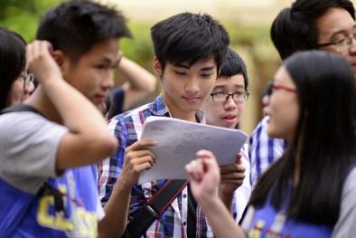 Hải Phòng, Điện Biên, Bà Rịa Vũng Tàu chính thức công bố điểm thi THPT quốc gia 2017