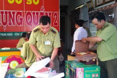 Thanh tra các doanh nghiệp bán hàng đa cấp tại Hà Nội và TP Hồ Chí Minh