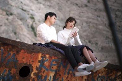 'Giật mình' với những lần Song Joong Ki và Song Hye Kyo đã từng mặc đồ đôi tình tứ thế này