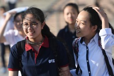 Kiên Giang chính thức công bố điểm thi THPT quốc gia 2017