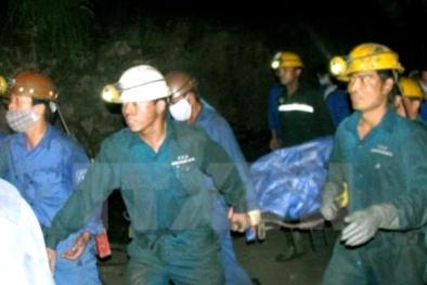 Vụ bục nước lò tại Công ty than Dương Huy: Đưa thi thể anh Dân về đất mẹ