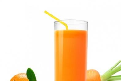 Cách làm sinh tố cam cà rốt thơm ngon bổ dưỡng