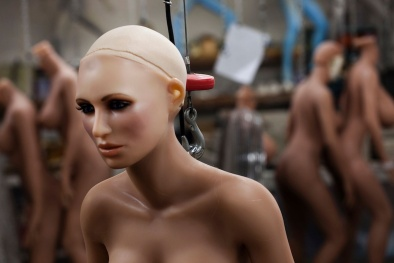 Robot tình dục có trí tuệ nhân tạo: Có đáng sợ?