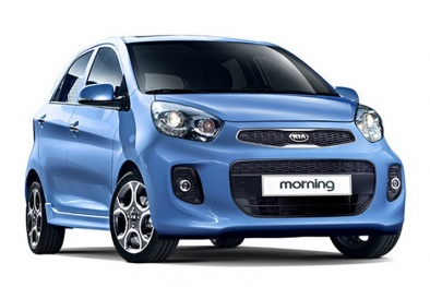Kia Morning tiếp tục giảm giá trong tháng 7