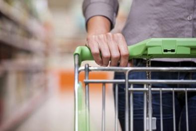 Ổ vi khuẩn trên xe đẩy siêu thị gấp 361 lần nắm cửa nhà vệ sinh