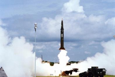 Tên lửa của Mỹ tối tân bậc nhất, chỉ cần 10 phút có thể bay được 2000km