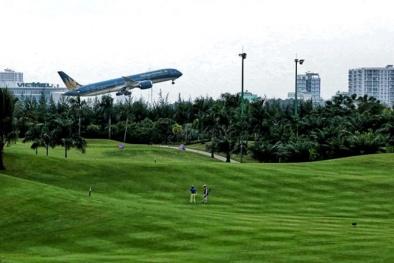 Bộ Quốc phòng sẵn sàng thu hồi sân golf Tân Sơn Nhất