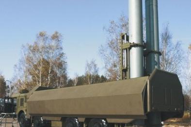 Hệ thống tên lửa Nga phô diễn sức mạnh không đối thủ khiến địch 'ớn lạnh'