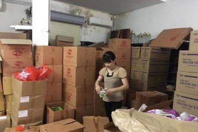 Nấm thảo dược giảm cân sản xuất 'chui' bị tóm gọn tại Bình Định