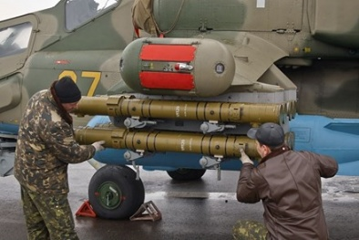 Tên lửa Ataka của Nga khiến địch không có đường về một khi khai hỏa
