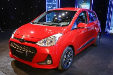 Giá Hyundai Grand i10 tại Việt Nam đang cao ngất ngưởng so với các nước