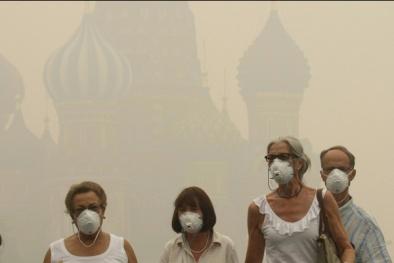 Ô nhiễm không khí gây ra nhiều bệnh nguy hiểm nhất là ung thư