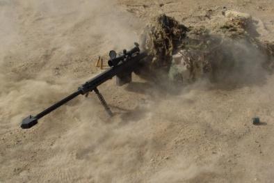 Quá đáng sợ vũ khí khiến địch chưa kịp định hình đã bị tiêu diệt