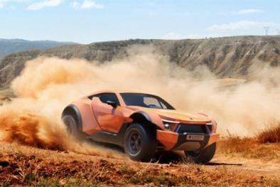 'Chiến binh sa mạc' Zarooq Sandracer 500GT với giá 450.000 USD