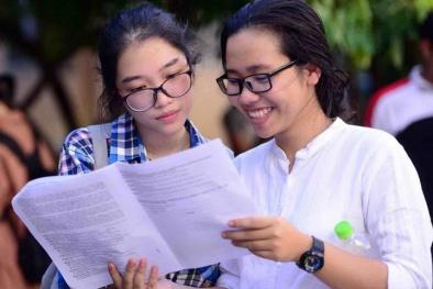 Những trường đại học điểm chuẩn sẽ cao hơn nhiều so với điểm xét tuyển