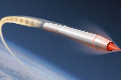 Tên lửa siêu thanh của Mỹ có khả năng diệt mục tiêu nhanh chóng